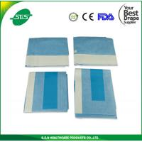 Buy cheap Adhesive surgical drape sterile disposable medical sheet from wholesalers