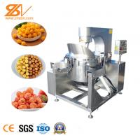 China Direct Coating Caramel Popcorn Production Line 23Kw User Friendly Control Panel wholesale