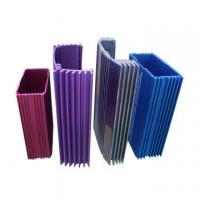 China T5 Aluminium Window Extrusions Profiles Anodized With Any Color Power Coating wholesale
