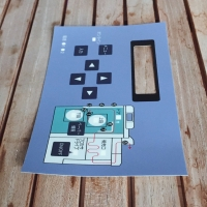 China Brand New Keyboard Overlay for Fuji 550/570 Minilabs Printer Machine Spare Part wholesale