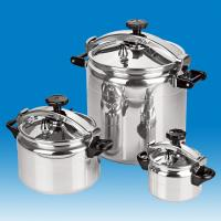 China 5 L Thickness 2.1mm Canning Cooks Pressure Cooker BY-PC822 wholesale