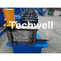 China Interchangeable C Channel Roll Forming Machine for Making 3 kinds of C Purlin Profile wholesale