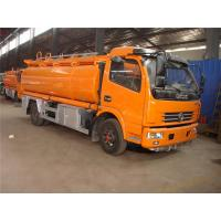 China HOT SALE! CLW brand 4x2 lowest price 6 wheeler china brand new mobile small aircraft refueling tanker truck 8m3 for sale wholesale