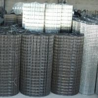 China 10x10 10 Gauge Welded Wire Mesh Hot Dipped Galvanized For Protection wholesale