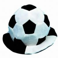 China Fun Party Hat for Parties, Available in Various Colors, Made of Felt Fabric wholesale