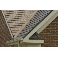 Durable Lightweight Stone Chip Coated Steel Roof Tiles , Architectural classic roofing tiles