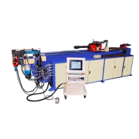 China ROHS  5.5kw Hydraulic Mandrel Pipe Bending Machine Stainless Steel wholesale