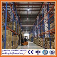 China Warehouse Drive In Rack ,promotion with CE ISO9001 Drive in rack wholesale