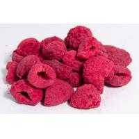 China Microelements Contained Freeze Dried Raspberries Low Calorie For Adult / Child wholesale