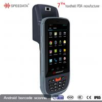 USB 2.0 Rugged WIFI RFID Reader Mobile With 4.5 Inch Display