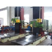 China Fast Adjusting End Face Milling Machine 100-800mm / Min VFD Milling Speed wholesale