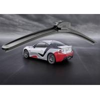 China Automobiles Car Window Wiper Blades Support All Seasons For Different Wiper Arms wholesale