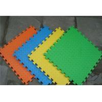 China Kids Toy Magnetic EVA Foam Puzzle / Colorful EVA Sponge Jigsaw Puzzle Foam Play Mat wholesale