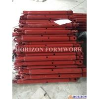 China Adjustable Push-Pull Braces to Plumb Vertical Formwork Panels in Construction wholesale