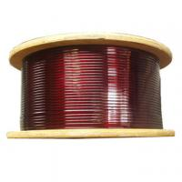 China Aluminum enamelled wire In China For Motors,Transformer,Ballast 130C-200C wholesale