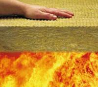 Fireproof Basalt Wool Board