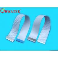 China FFC Flat Ribbon Cable , Light Weight Flexible Ribbon Cable For Printers / Copiers wholesale