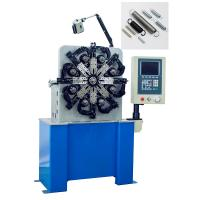 China Blue Painting Extension Spring Coiling Machine With Feed Speed 200m / Min wholesale