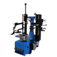 China Automatic Car Tyre Changer , 0.75 - 1.1Kw Wheel Changer Machine wholesale