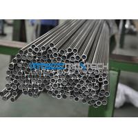 China Stainless Steel Hydraulic Tubing Outside Polished bright annealed tubing TP316L wholesale