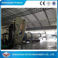 Quality CE ISO Approved Rotary Drum Dryer Wood Chips Drying Machine ForWood Shavings for sale