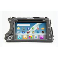Buy cheap Car DVD GPS Bluetooth  for For Ssangyong Kyron Actyon 2005-2012, 7 Inch from wholesalers