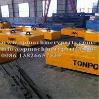 China High Standard Customized Grey Iron Cast Marine Buoy Sinker 1Tons For Mooring System / Offshore Platform wholesale