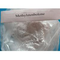 Buy cheap Dht Derived Prohormone Methylstenbolone Local Anesthetic Powder for Lean Mass Gains CAS 5197-58-0 from wholesalers