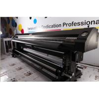 China Auto Calibrate Double Side Printer with Epson DX7 head for flex banner wholesale