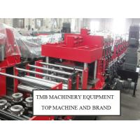 China C Model Profile Roll Forming Machine / C Purlin Bending Machine , C Steel Roll Forming Machine wholesale