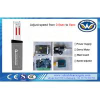 China DC Toll Barrier Gate Extendable With Solar Power Integration OEM/ODM wholesale