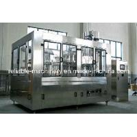 China Carbonated Beverage Washing-Filling-Capping Machine Monobloc 3in1 (CGFD18-18-6) wholesale