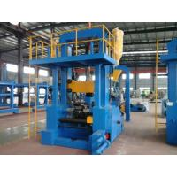 China H Beam 3 in 1 Machine , Automatic Welding Machine with Assembling Welding and Straightening Functions wholesale