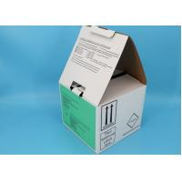 China Laboratory Medical Specimen Shipping Boxes / Special Sample Drop Box For Transport wholesale