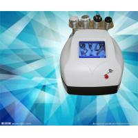 China cavitation rf vacumm highly effective 4 heads cavtiation body slimming machine wholesale