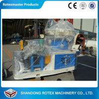 Quality Capacity 1-1.5t/H Cotton Seed Sawdust Pellet Making Machine With CE Approval for sale