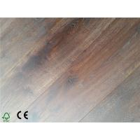 China Oak Engineered Flooring, Brushed,chemical treated wholesale