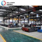 China High Powered Fiber Laser Cutting Machine , Galvanized Steel Sheet Cutting Machine wholesale