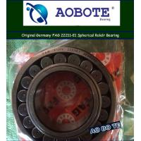 Quality Germany FAG 22211 E1 Spherical Roller Bearing Double Row ABEC-5 P5 for sale