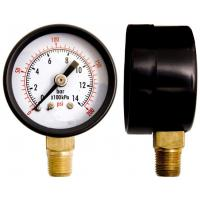 Wholesale 40MM Industrial steel bourdon sedeme Pressure Gauge for general applications from china suppliers
