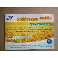Quality Golden Pro pesticide package, alu bag, leaf, color box for sale