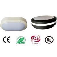 China 10W - 40W IP65 LED Bulkhead Light Outdoor Wall Light Black White Housing wholesale