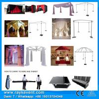 China High Quality pipe and drape/backdrop stand/wedding decoration on sale