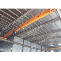 China LD 2t-10m electric Single Girder Overhead Cranes For Factories / Material Stock wholesale