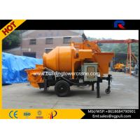China Electric Hydraulic Pump For Infrastructural Constructionr 40m3/H Output wholesale