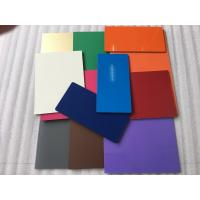 China High Strength Aluminium Wall Cladding Material With Weather And Fire Resistance wholesale