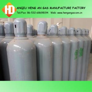 China helium gas Grade 5.0 99.999% purity on sale
