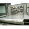 Buy cheap Chain Driven Link Steel Plate Conveyor , Metal High Temperature Conveyor Belt from wholesalers