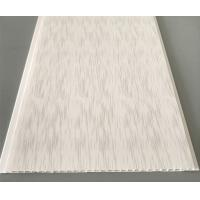 China Professional Hot Stamping Pvc Panels Ceiling / Kitchen Ceiling Cladding Panels wholesale