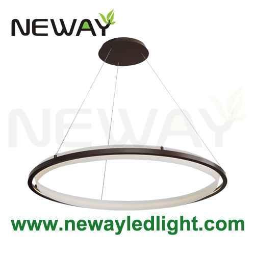 Modern Circular Hanging Lights Pendant Lighting 450mm